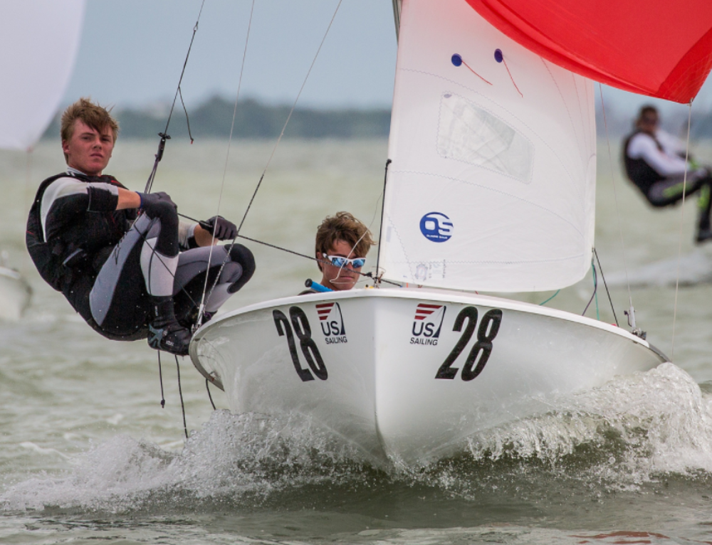 Advanced Youth Sailing Clinic and Seminar – Deadline Extended